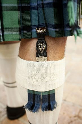 wedding kilt detail.  image by licensetostill.com
