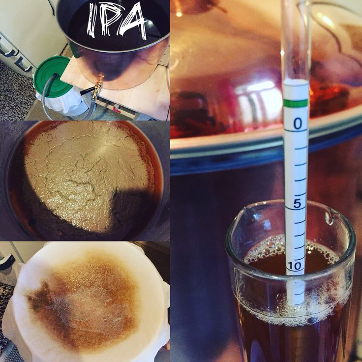 Red #ipa now fermenting  So excited to taste this hopbomb  #craftbeer #beer #hops #hobbybrauer #bier #fermentation #hopfen #ibu