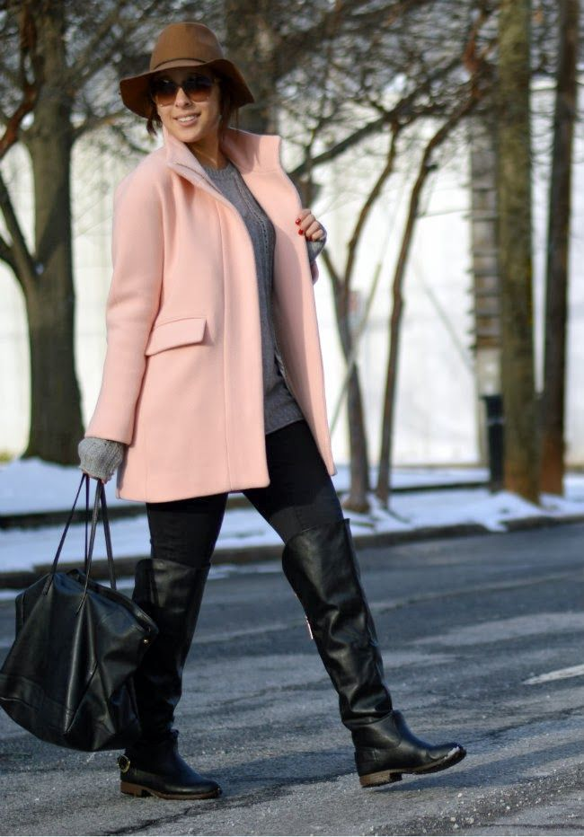 Fashionably Lo in Deb Shops boots: Outfit Ideas, Winter Outfits, Outfits Ideas, Fallwint Fashion