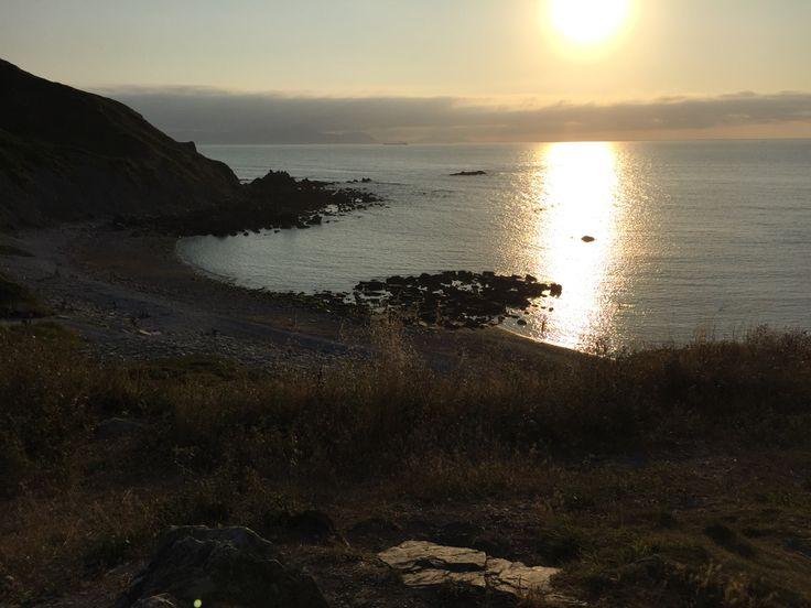 Atardecer en meñakoz (No textil beach)