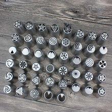 7 PC Russo Bicos Dicas de Pastelaria Bolo Confeiteiro Piping Decoração Ferramenta de Cozimento, Flor tulipa Bolo Confeiteiro Piping Bicos Dicas de Decoração(China (Mainland))