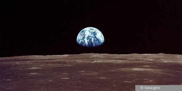 Einschläge von Trümmerteilen und Meteoriten verändern die Mondoberfläche kontinuierlich und treten häufiger auf als bislang angenommen.