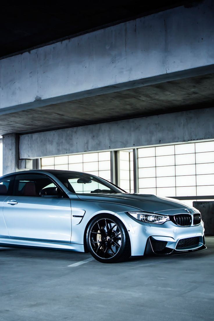 Bmw F82 M4 Silver Autos Pinterest