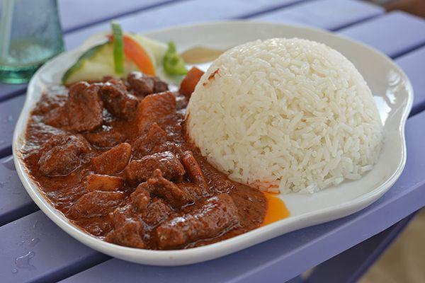Gambiaans recept: Chicken Domoda