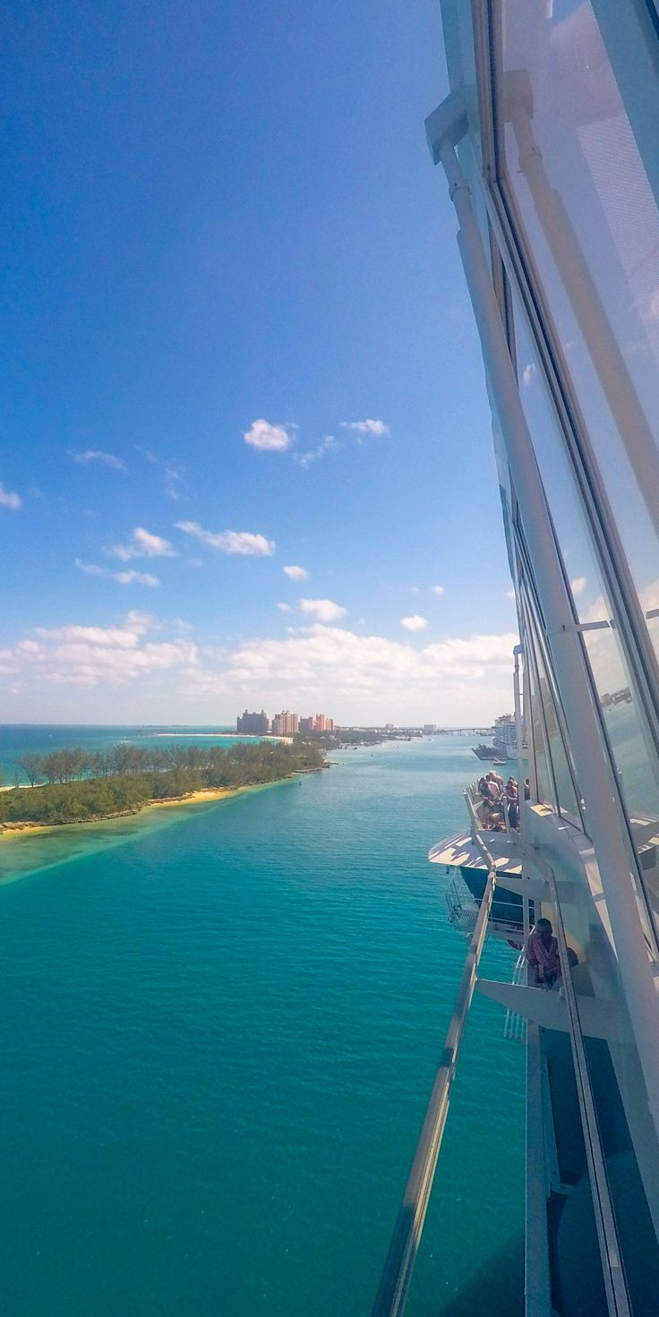 Harmony of the Seas | There is no better way to experience life on the water than as an adventurer on this ship. When pulling into a new port, join your shipmates in greeting new possibilities.