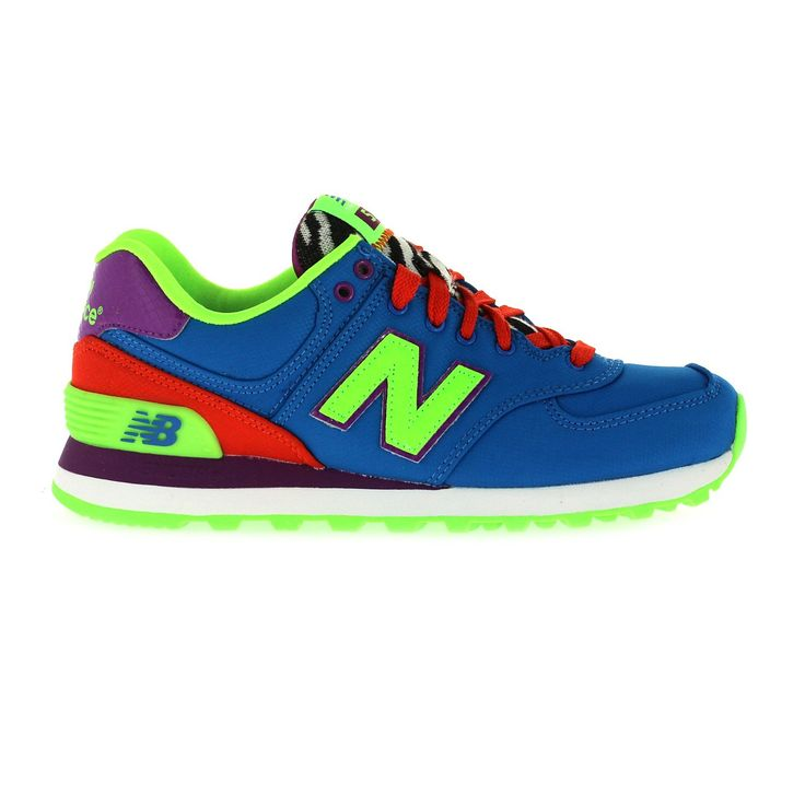 New Balance Pop Safari 574 (WL574BP)