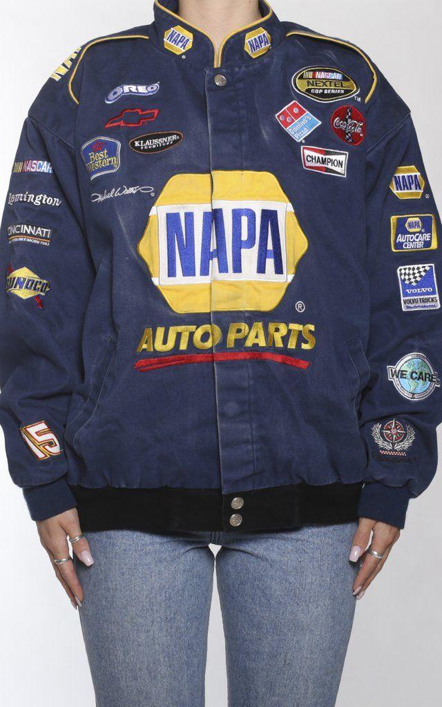 Vintage Racing Jacket  12f50124cd0