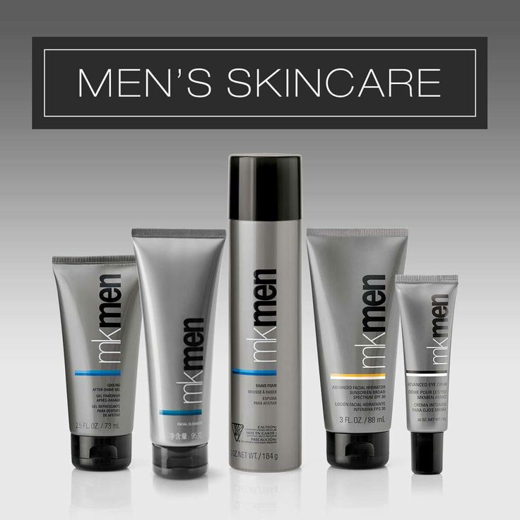 Mary Kay isn't just for the ladies!  Check out all of our products for men at www.marykay.com/krolko