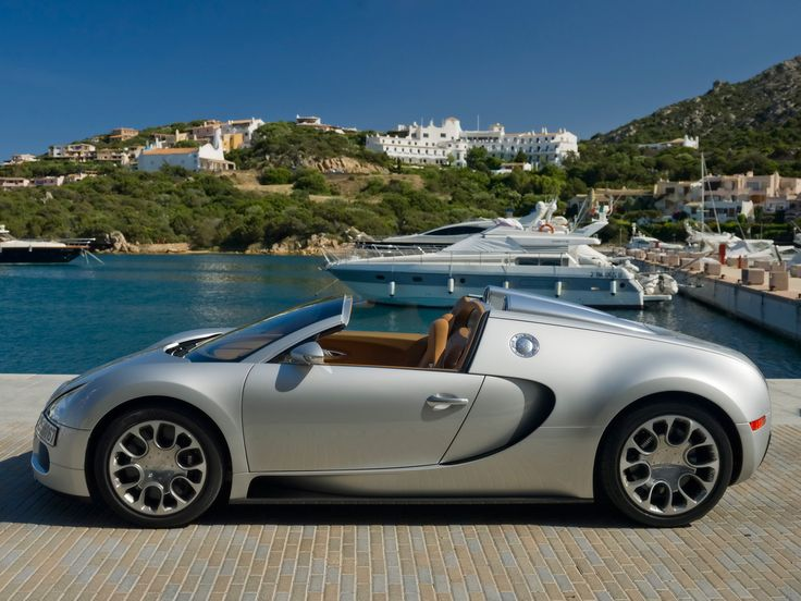 Bugatti Veyron Grand Sport When Developing The Veyron Grand Sport, Bugatti  Wanted To Keep The Same Performance Found In The Coupe Version While Adding  A ...