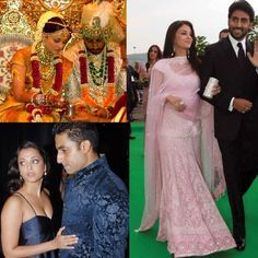 Aishwarya marriage photo