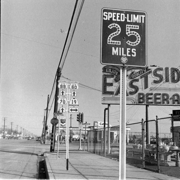 Haunted Places In Pico Rivera California: US 99/60/70 At CA-19 (Whittier Blvd And Rosemead Blvd