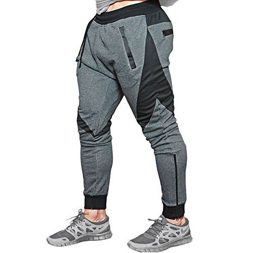 Mech-Eng-Mens-Joggers-Pants-Gym-Workout-Running-Trousers-With-Pockets#fashion #style #jogging #joggerpants #fitness