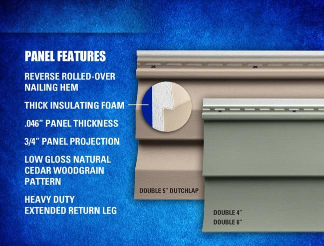7 Popular Siding Materials To Consider: 1000+ Images About Norandex Premium Vinyl Siding On
