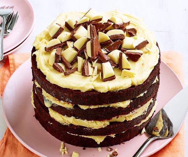Top Deck Chocolate Cake Recipe recipe   Food To Love