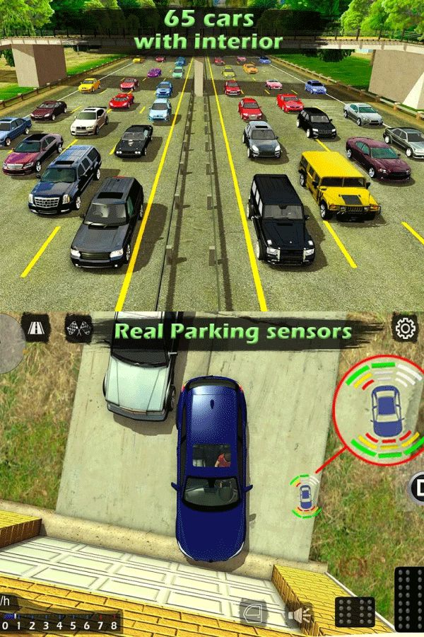 Real Car Parking HD Mod APK 5.8.7 (Unlimited Money) en