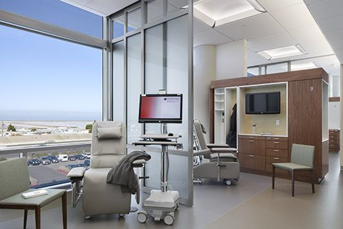 Contract - Stanford Hospital and Clinics Infusion Therapy and Ambulatory Treatment Center   Redwood City, California