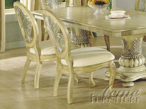 18 Best Furniture Images On Pinterest  Acme Furniture Dining Prepossessing Antique Formal Dining Room Sets Inspiration Design