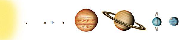 Stjärnor och planeter (LättLäst)
