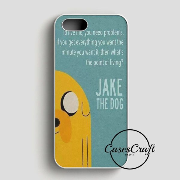 Adventure Time Jake The Dog 2 iPhone SE Case   casescraft