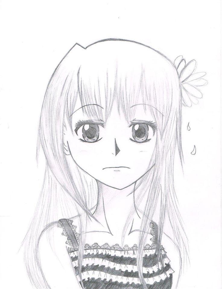 Anime Girl by MinakoMina