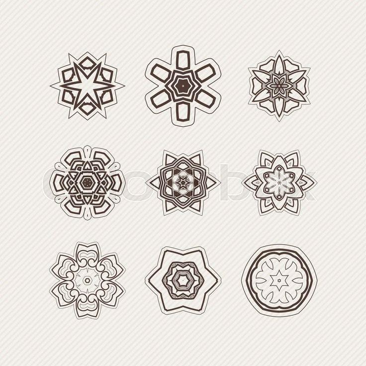 17 Best Ideas About Mandala Symbols On Pinterest Mandala