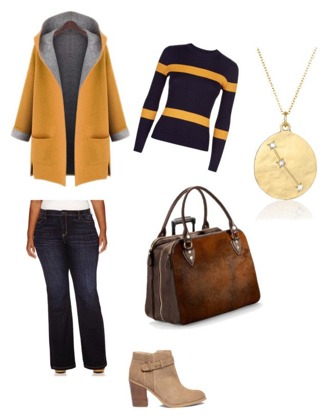 """""""It's the weekend"""" by wilma-bih on Polyvore featuring WithChic, Sole Society, Jaeger, Aspinal of London, BROOKE GREGSON and plus size clothing"""