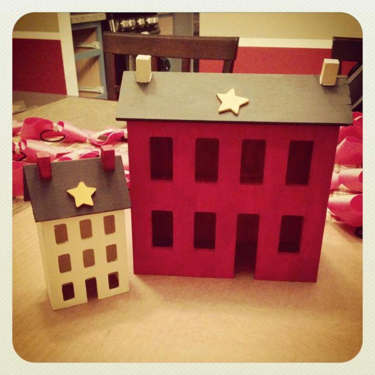Salt Box House From Hobby Lobby Hobby Lobby Christmas
