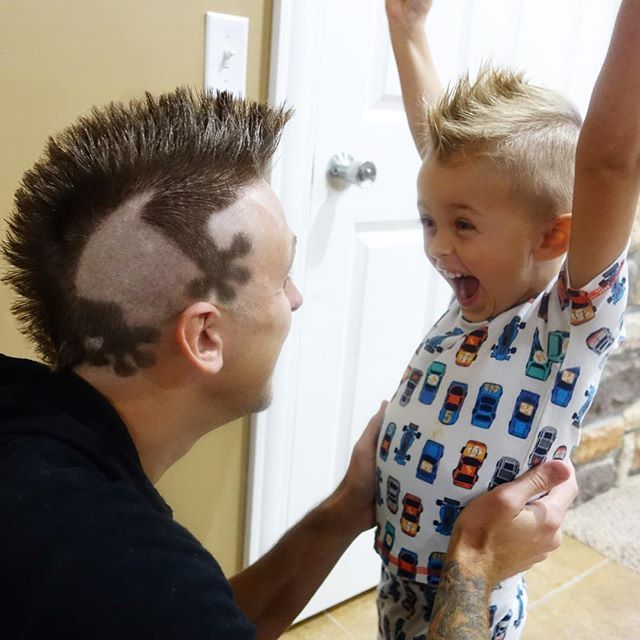 If this reaction is the only thing I get from shaving a… by @romanatwood