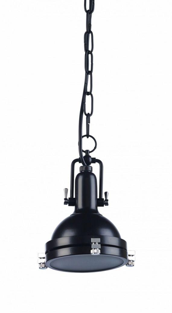 NAUTILIUS S lampa wisząca S 1 x 33W G9 (brąz)
