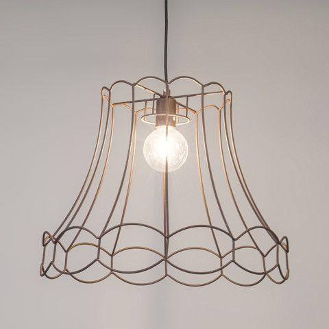 Hanglamp Frame Delux - Hanglampen - Binnenverlichting - QAZQA.com