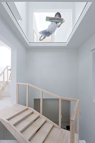 CASA H. Sou Fujimoto Architects. 藤本壮介建築設計事務所 | METALOCUS