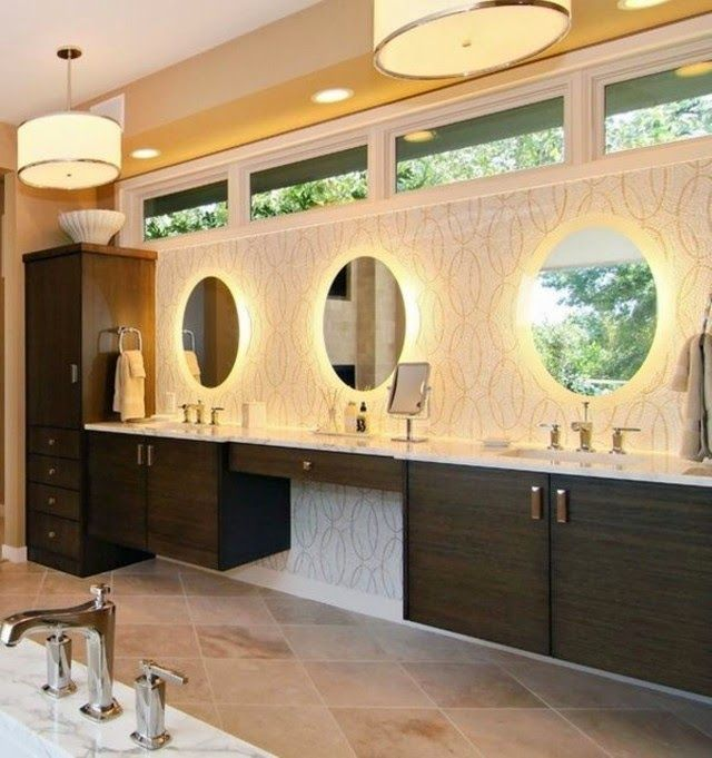 Inspiration Web Design bathroom mirrors with LED lights round mirrors with LED lighting