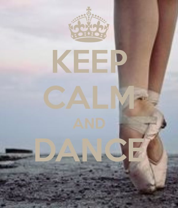 Keep Calm | Dance #Ballet