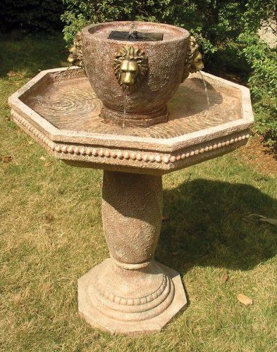 42 best images about water fountains on pinterest for Do it yourself water features
