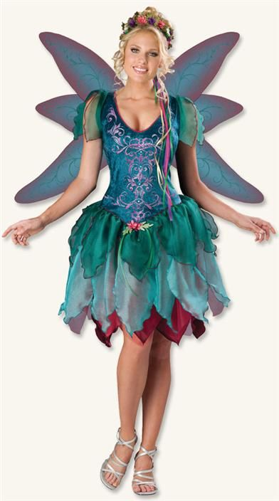ENCHANTED NYMPH - Women's Fairy Costume