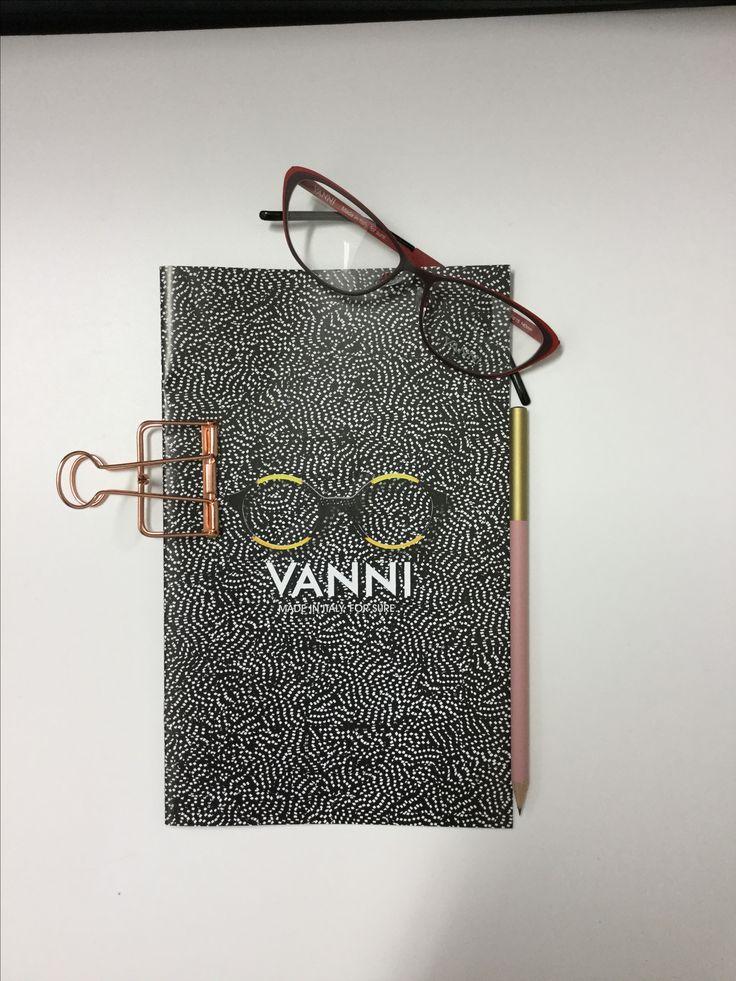 New Vanni Frames in store. @vannieyewear