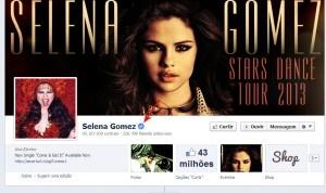 Páginas verificadas do Facebook