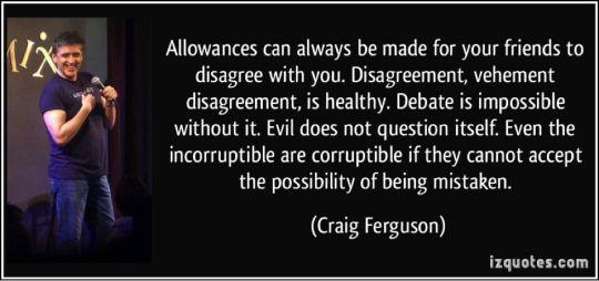 Craig Ferguson Quote