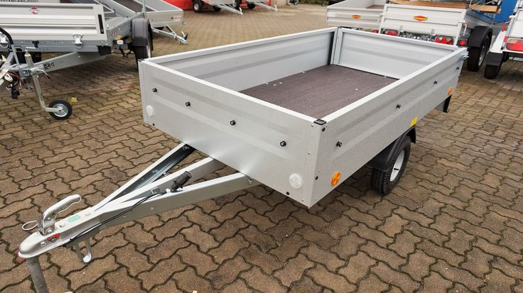 HL-EU 2 Kastenanhänger TPV 2020mm x 1075mm