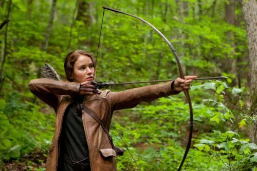 Katniss Everdeen-- part of why I started archery I may add.