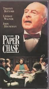 Legal Recourse: Movie Friday--The Paper Chase