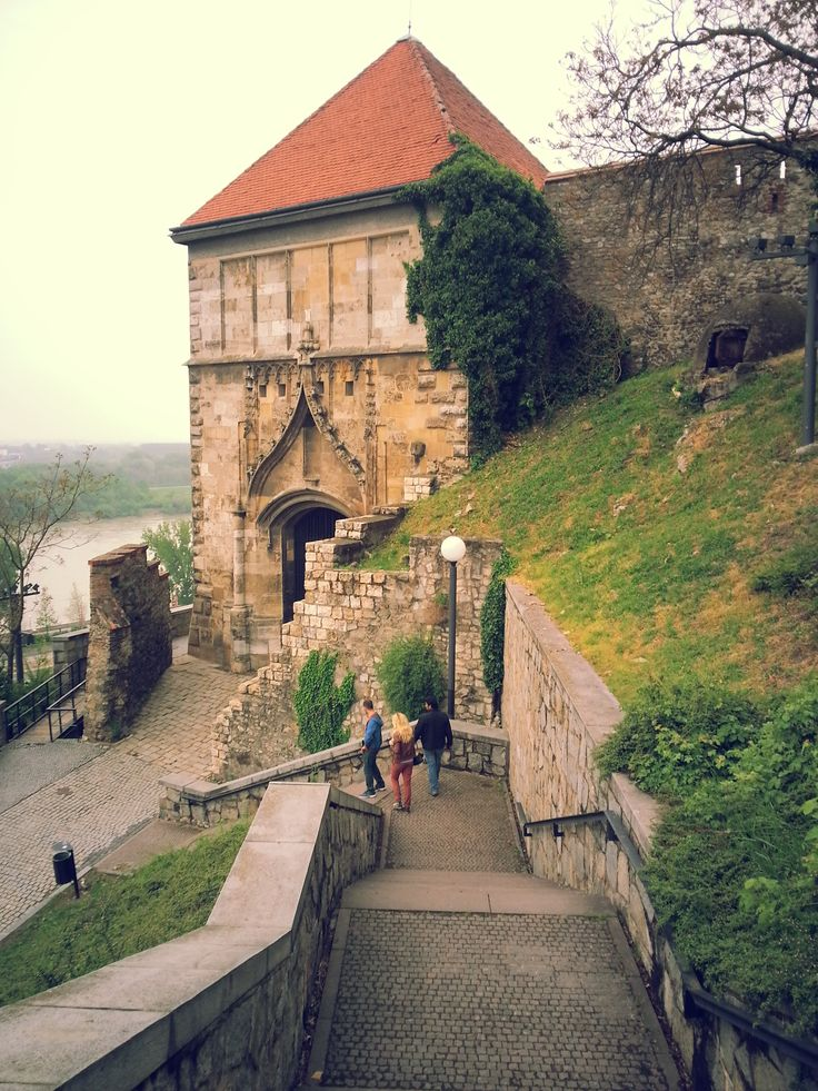 Bratislava Slovakia, - Castle - Sigismund gate http://www.travelandtransitions.com/destinations/destination-advice/