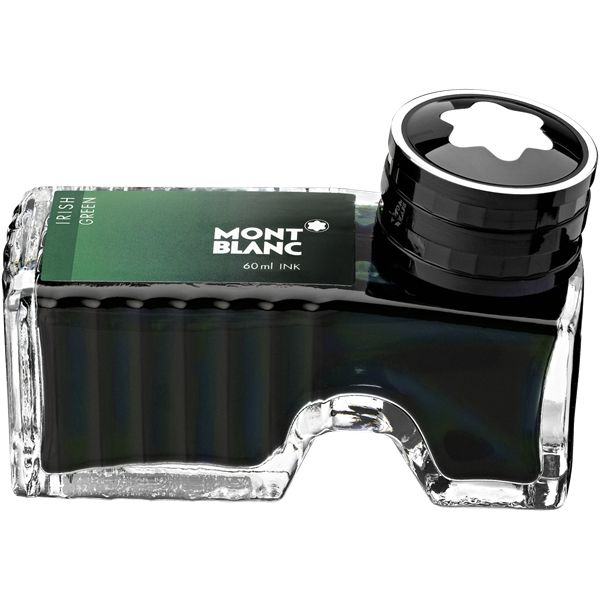 Montblanc - Ink Bottle Irish Green, 60 ml