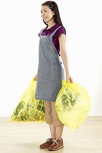 ゴミを出しながら ゴミ出しダンベル巻き上げ [5グループ・上半身の筋トレ] - gooダイエット
