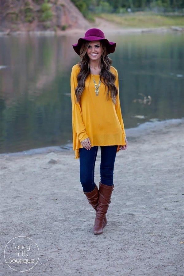 Fall Asymmetrical Tunic!   Jane