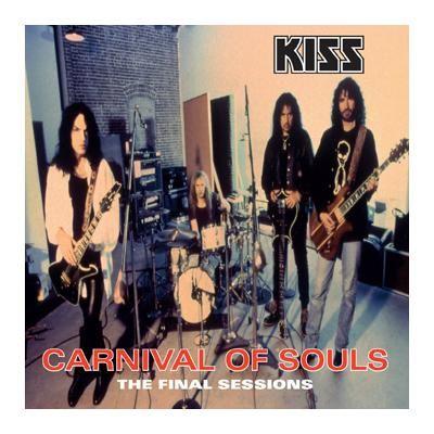 """L'album dei #Kiss intitolato """"Carnival Of Souls"""" in versione rimasterizzata su vinile con codice per il download incluso."""