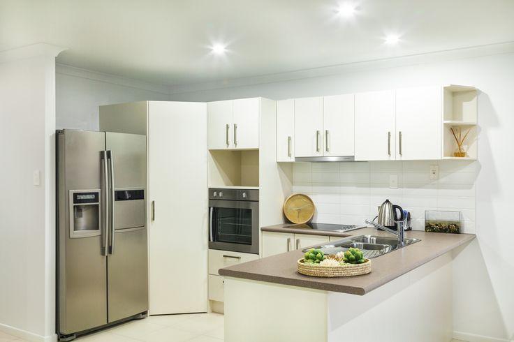 Las cocinas en forma de u se recomiendan solamente - Cocinas en forma de u ...