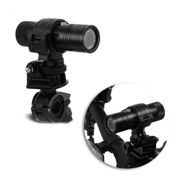 Waterproof 1080p Hd Bike Motorcycle Camcorder Sports Camera