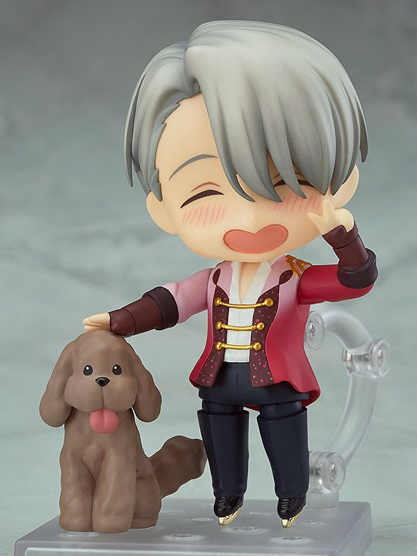 """""""Yuri!!! On Ice"""" Victor Nikiforov, """"Fate/Grand Order"""" Lancer/Scáthach And More Bring Their Talents For Nendoroid Figures"""
