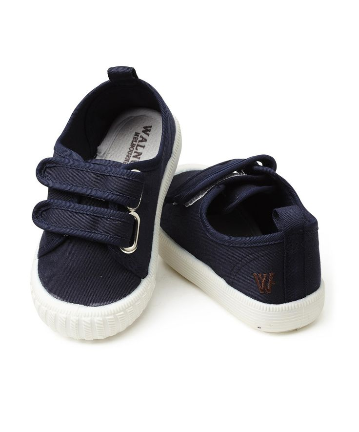 BEN VELCRO CANVAS NAVY